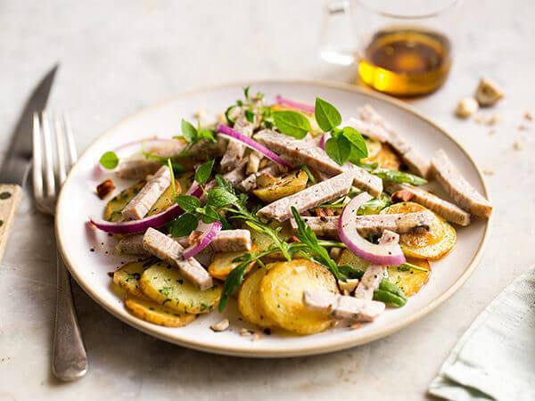 salade andouille de guemene